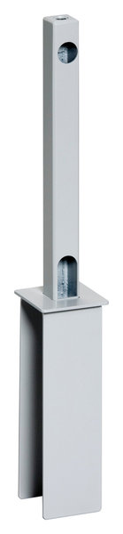 Burda standaard Windscreen zilver